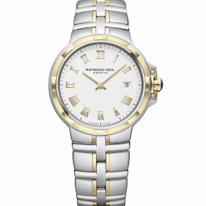 Raymond Weil Parsifal bicolor