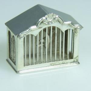 Miniatuur Vogelkooi