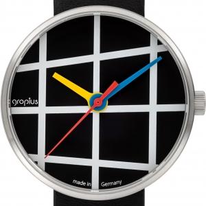 W. Gropius Window zwart